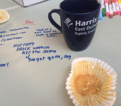 Conversations with Cake - What is HGAED 'Debate Cake'?