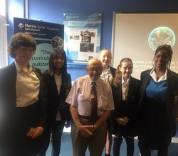 Holocaust Survivor Shares Testimony with Year 8