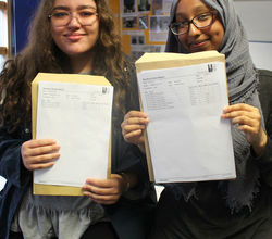 Great Results from our Year 13 - Details and Pictures