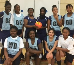 Under 12 Netball - HGAED 4 Bacons 2
