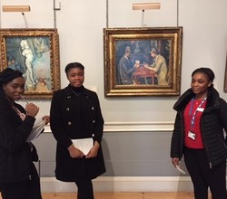 ARTiculaton Discovery Day at the Courtauld Gallery