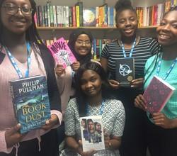 Tales on the Rye - New Bookshop Opens in School