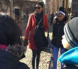 BBC Report on Cambridge University Trip