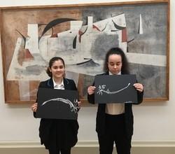 GCSE Fine Art Students Visit Tate