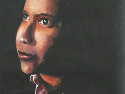 GSCE art auction pieces 2012
