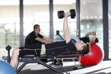 Sixth Form Gym