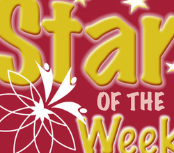 Stars of the Week - Monday 15 January 2018