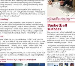 New School Newsletter - Download Your Copy Here