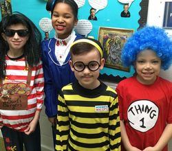 World Book Day Celebrations Across Whole School - Pictures