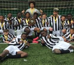 Year eight's win Harris Cup