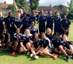 Girls Ruby team Victorious
