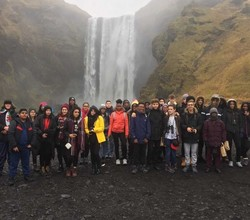 Harris Federation Trip to Iceland.