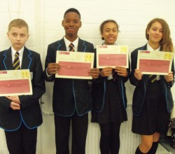 Harris Academy Merton WINS the World Maths Day Competition!
