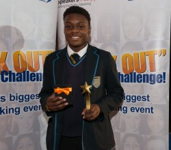 Harris Merton Win at Jack Petchey Regional Finals