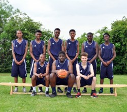 Yr11 Boys are the Merton Basketball Champions!