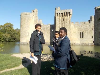 Bodiam Castle Trip 2015
