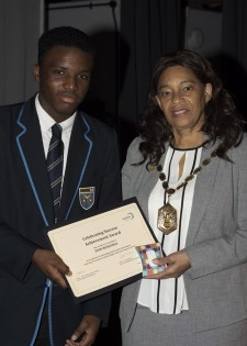 Merton Celebration of Achievement - Bossanga