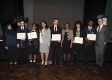 Merton Celebration of Achievement - group