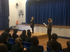 Spelling Bee 5 - March 2017