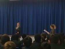 Spelling Bee 6 - March 2017