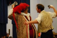 Globe Theatre Visit 038