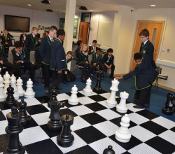 Speed-chess Doubles Tournament (Year 7 & 8)