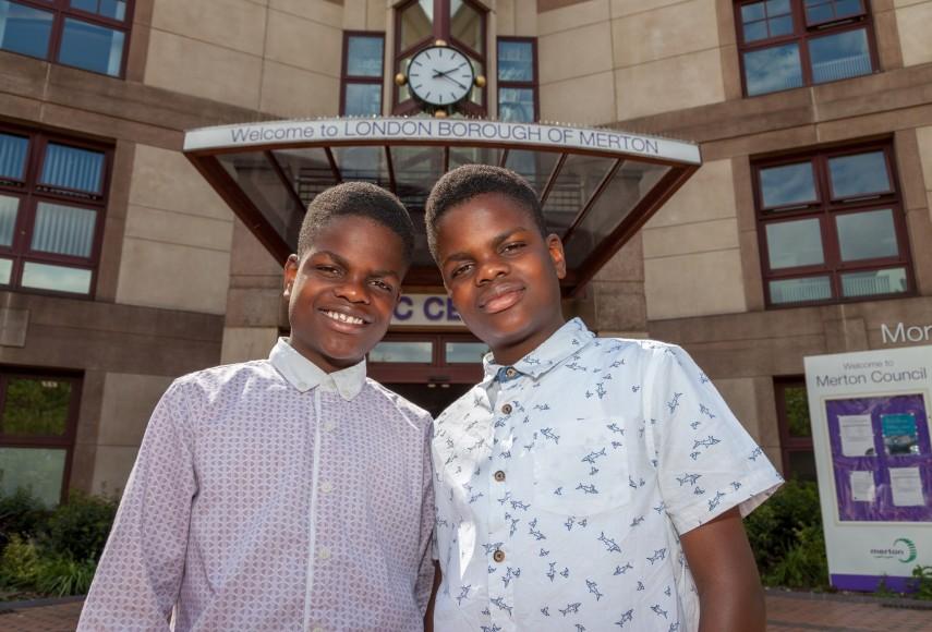 John&James Makanjuola