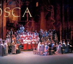 Tosca at The Royal Opera House