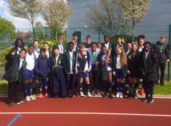 Borough Ahtletics May 2016