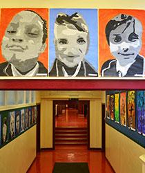 Corridor of Art