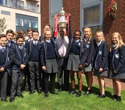 FA Cup & Lord Harris