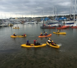 Sailing Visit
