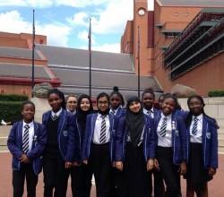 British Library visit