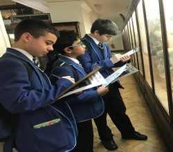 Year 7 Visit to the Horniman Museum and Gardens