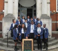 Harris Academy Peckham Drama club