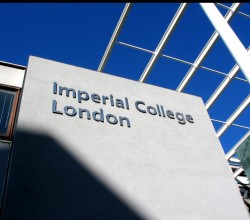 Imperial College Chemistry visit