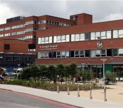 St Georges Hospital visit