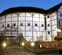 Visit to Shakespeare's Globe Theatre
