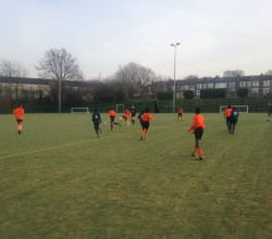 Year 8 Football Match
