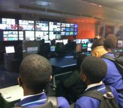 Year 8 BBC Visit
