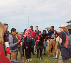 Geography Residential Visit