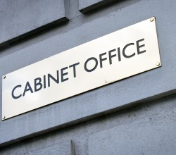 Cabinet Office Visits