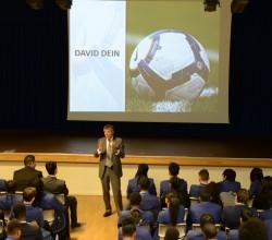 Guest Speaker - David Dein