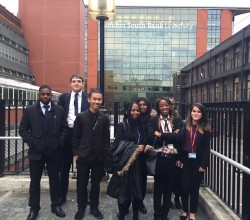 Law and Social Sciences Experience Day at London South Bank University