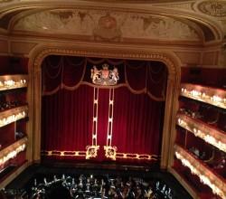 Royal Opera House visit