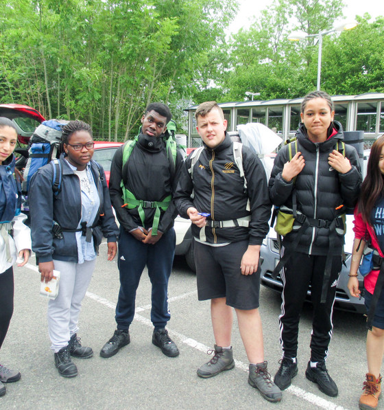 Duke of Edinburgh practice exp...