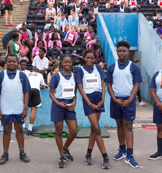 Federation Sports Day 2017