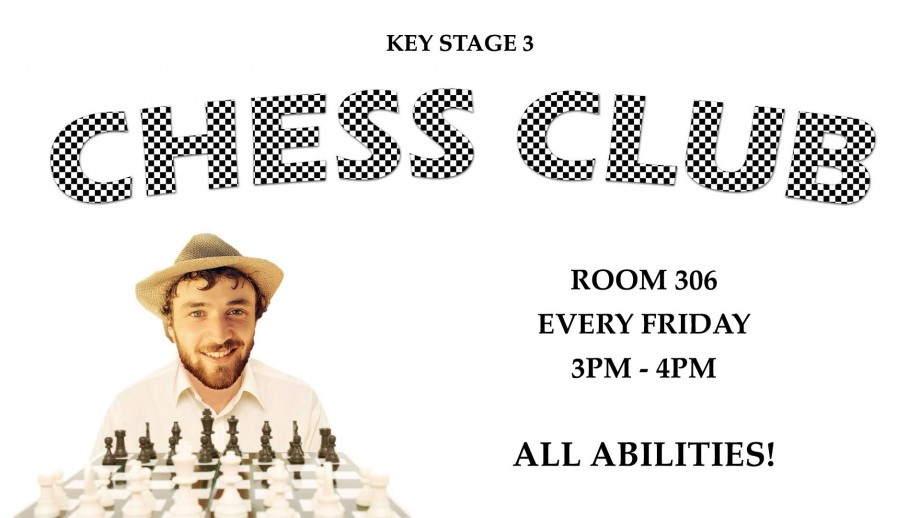 Friday Chess Club 3PM