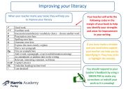 Improving your literacy