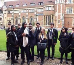 Cambridge University Trip